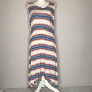 a.n.a. High Low Dress Size XL